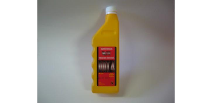 Fékolaj 0,5L  DOT 4